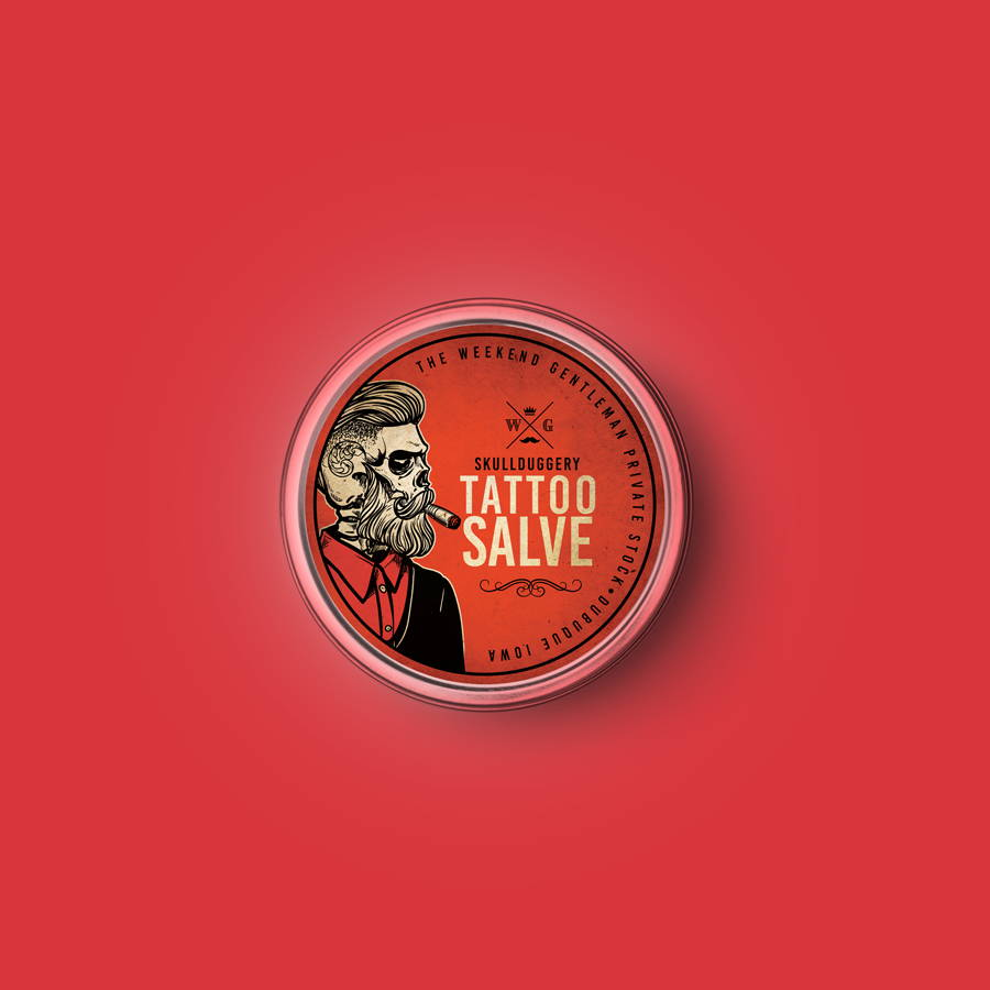 men's grooming tattoo products