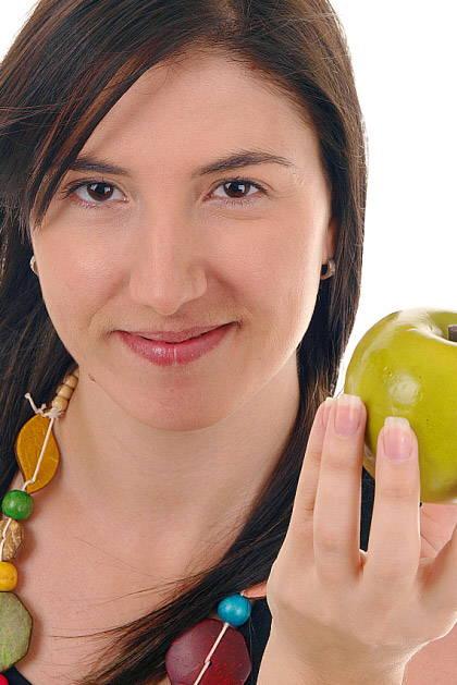 Mélissa Larivière nutritionniste de l'équipe de Isabelle Huot Docteure en nutrition pour la clinique de Montréal, à l'Île des Soeurs