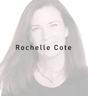 A photo of Interior Designer and stylist Rochelle Cote of RCID of Calgary
