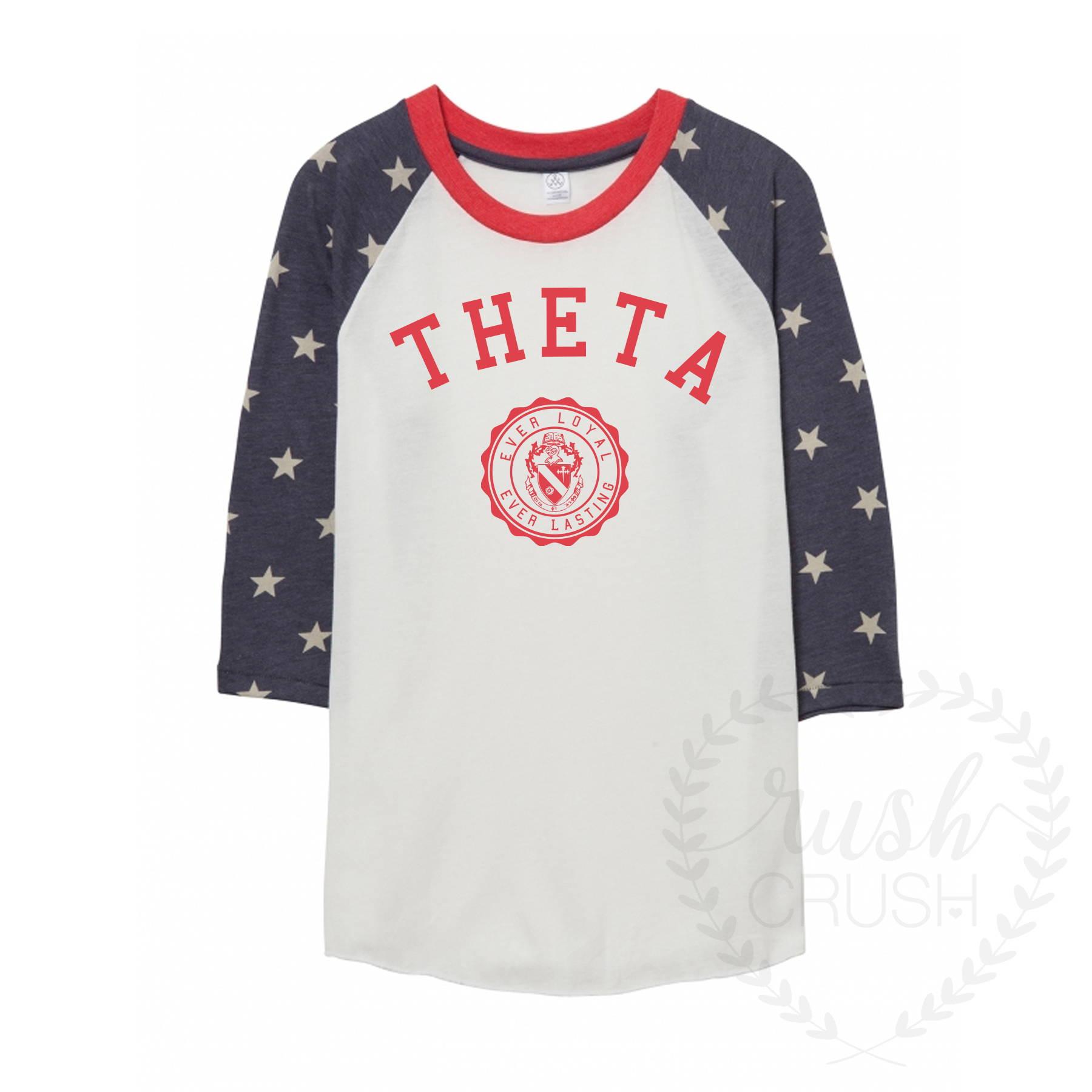 Theta Phi Alpha Crest Shirt