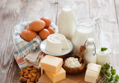 Tierisches Protein fördert die Zinkaufnahme.