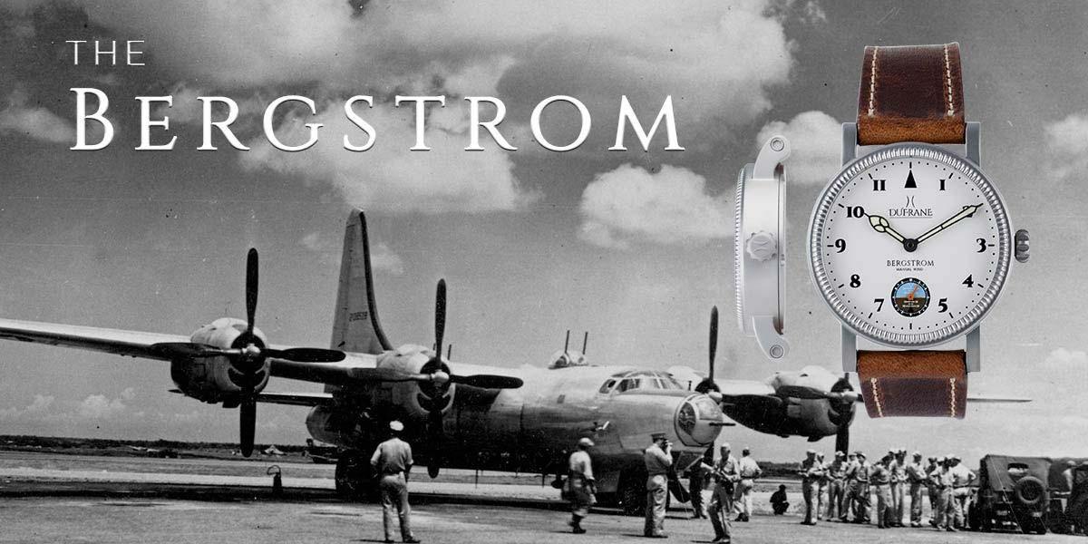 The Bergstrom Aviator Watches