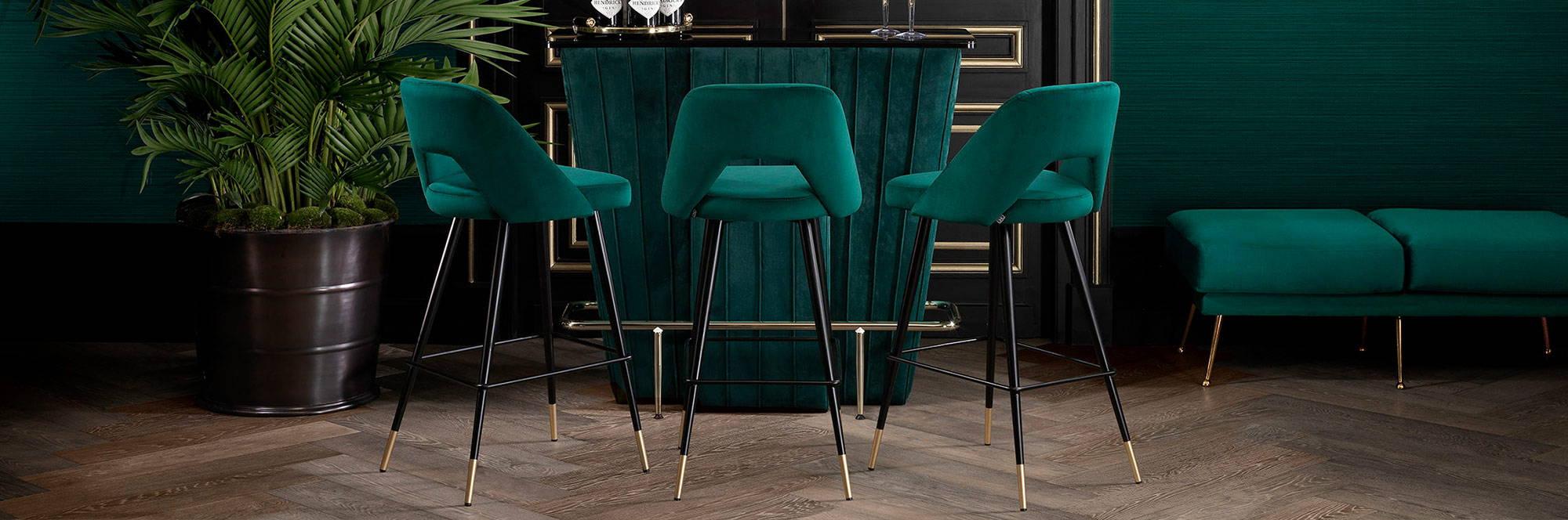 Eichholtz Furniture & Chairs - Luxury At Home Bar Design - LuxDeco.com