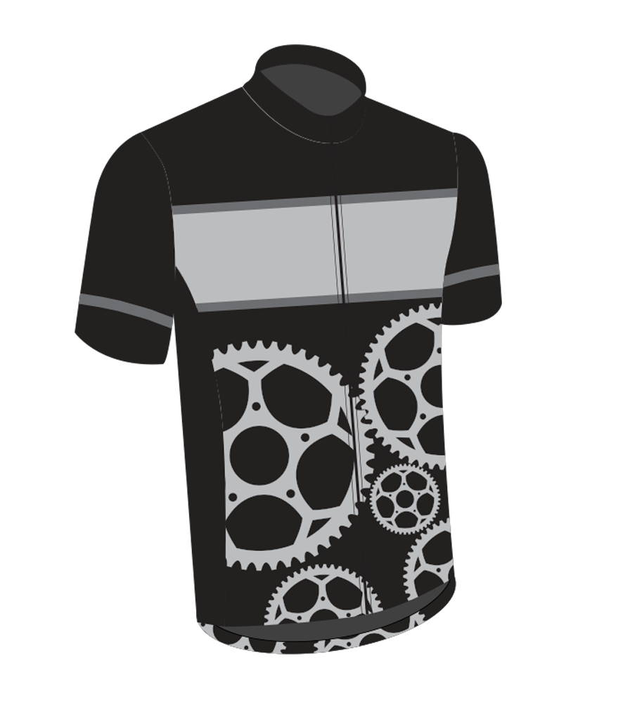 Sprocket Cycling Jersey