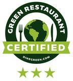 certified green restaurant