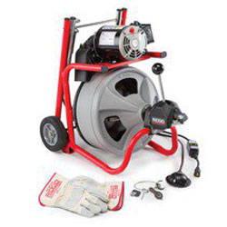Ridgid Tools - Drain Cleaning Tool