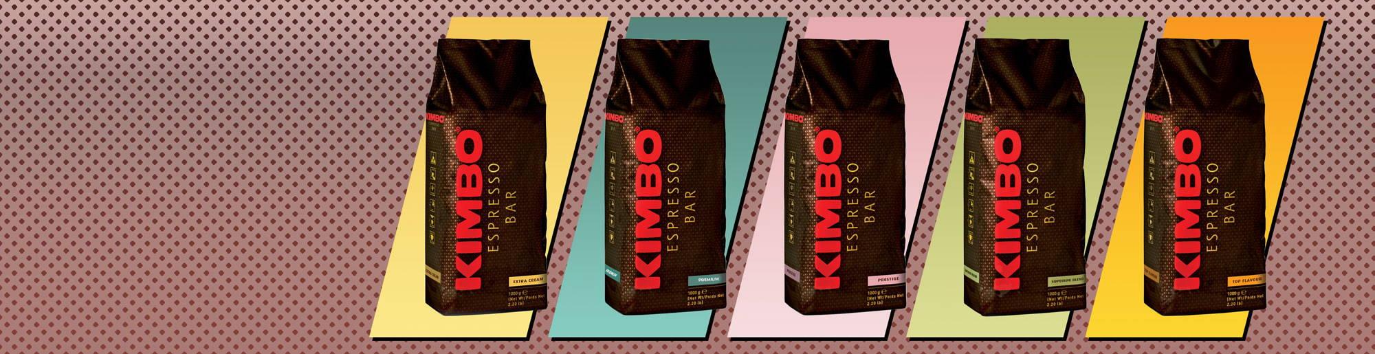 Kimbo Professional Coffee
