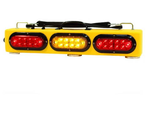 Wireless Tow Lights