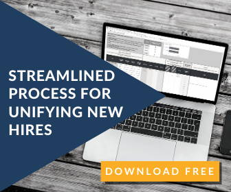 Streamlined Process for Unifying New Hires