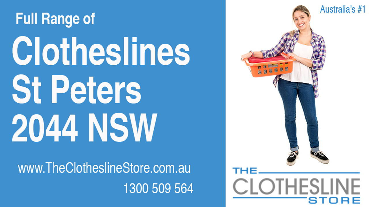 Clotheslines St Peters 2044 NSW