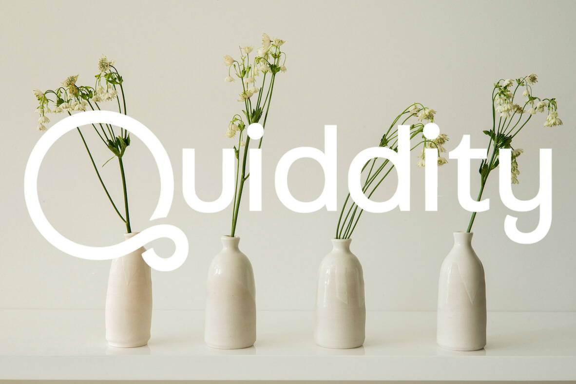 Quiddity | WHITEROOM'S TOMMY AND ELISABETH LOVELL KNOW WHAT THEY WANT