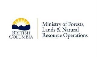 ministry of forests, lands, and natural resources logo