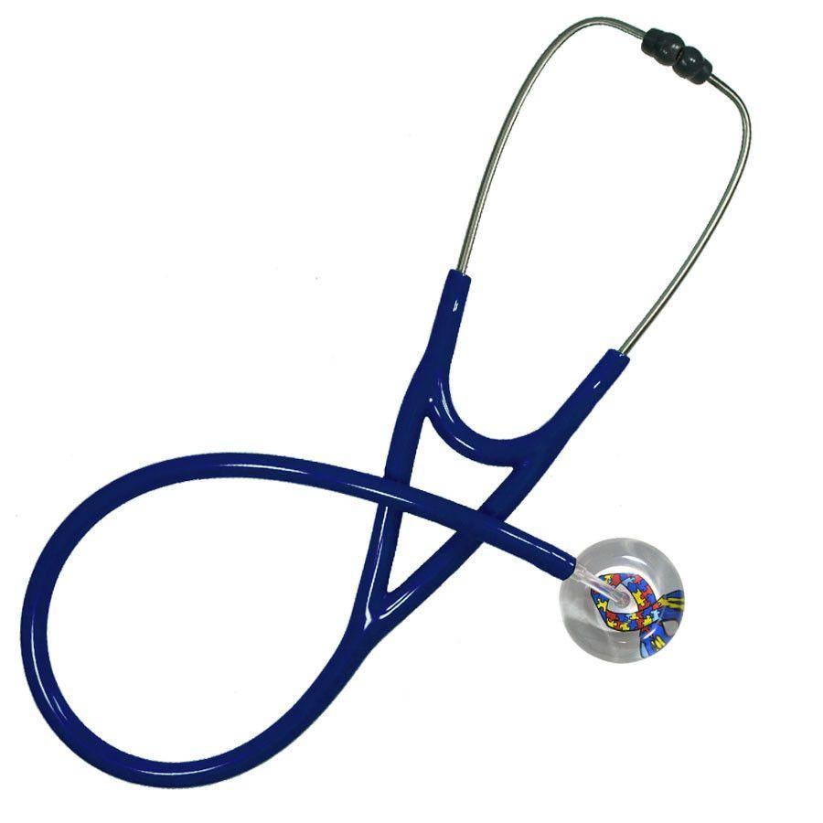 awareness ribbon ultrascope stethoscope