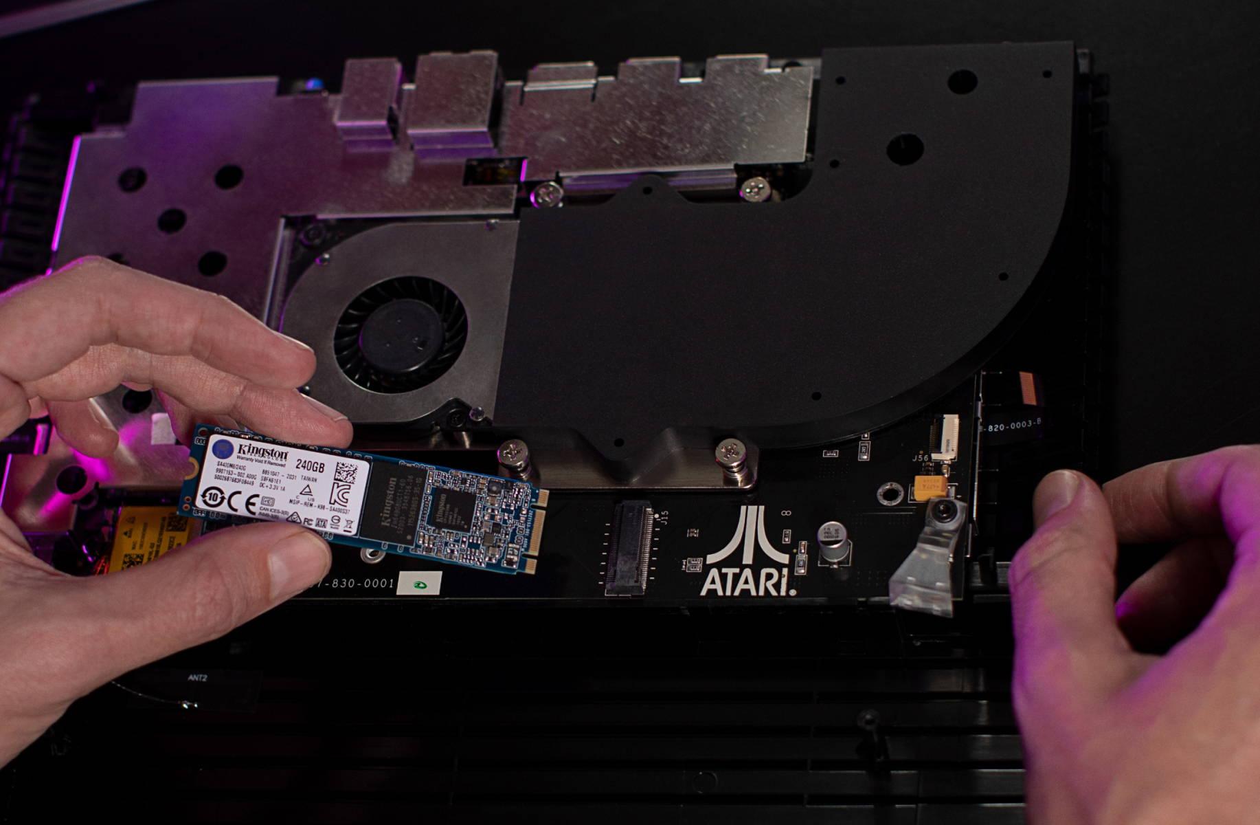 Fully Upgradeable Hardware