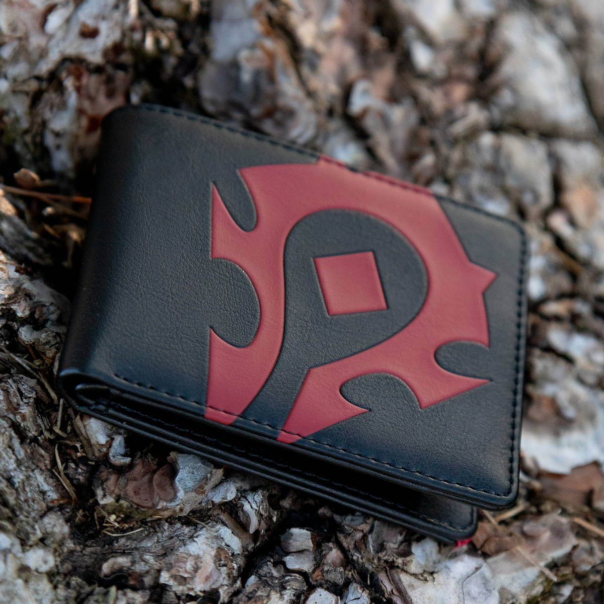 Photo of a World of Warcraft Wallet