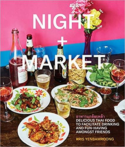 Night + Market cookbook