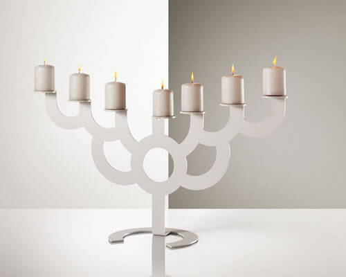 Contemporary candle holders from Moooi.