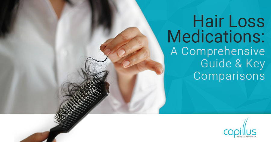 Hair Loss Medications A Comprehensive Guide & Key Comparisons