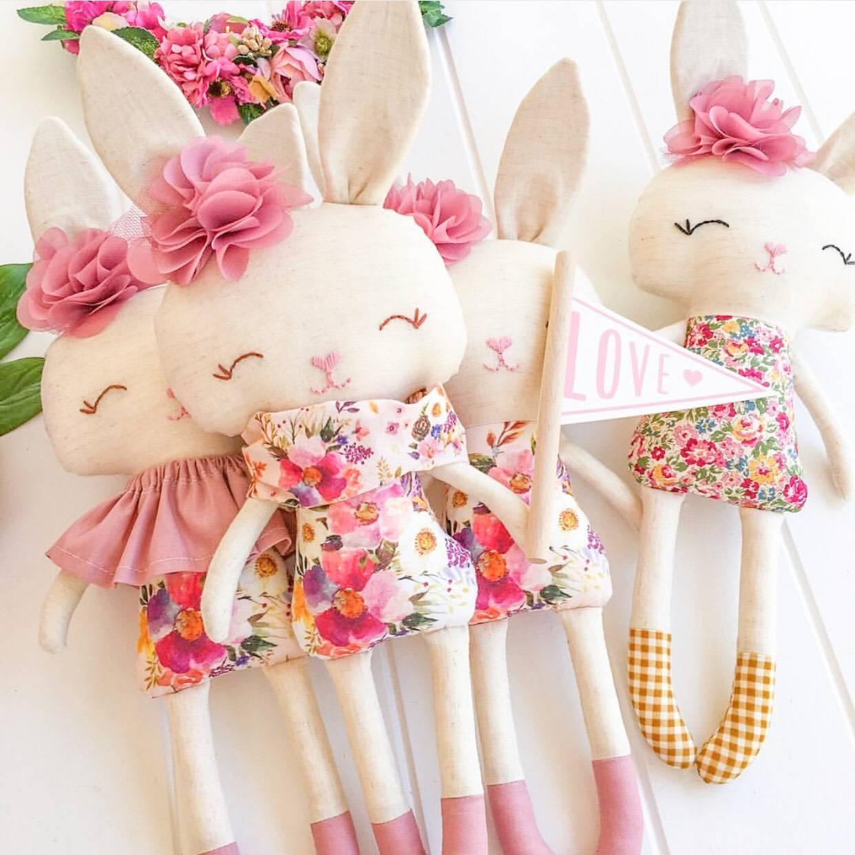 Mrs Bunny Maker - Love Australian Handmade