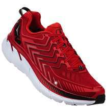 Hoka One One Clifton 4 Mens [ Haute Red - High Risk Red ] M1016723-HRHRR