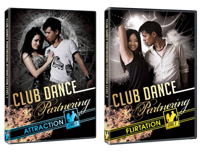 Club Dance Partnering (How To Dance With A Girl) series