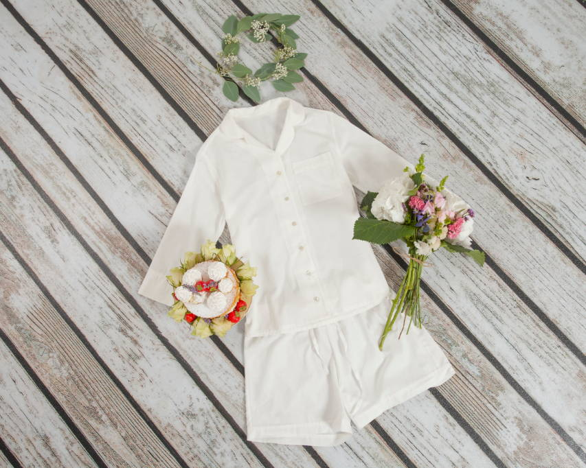 Explore our Natural White women's sleepwear collection