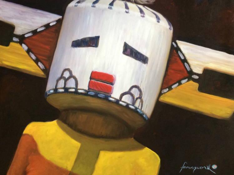 artist - john farnsworth