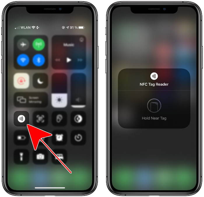 How to pop to older iPhones (iPhone 7, iPhone 8, iPhone X)