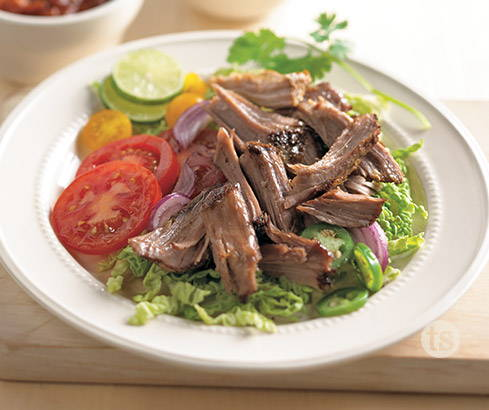 Slow-Cooker Pork Carnitas