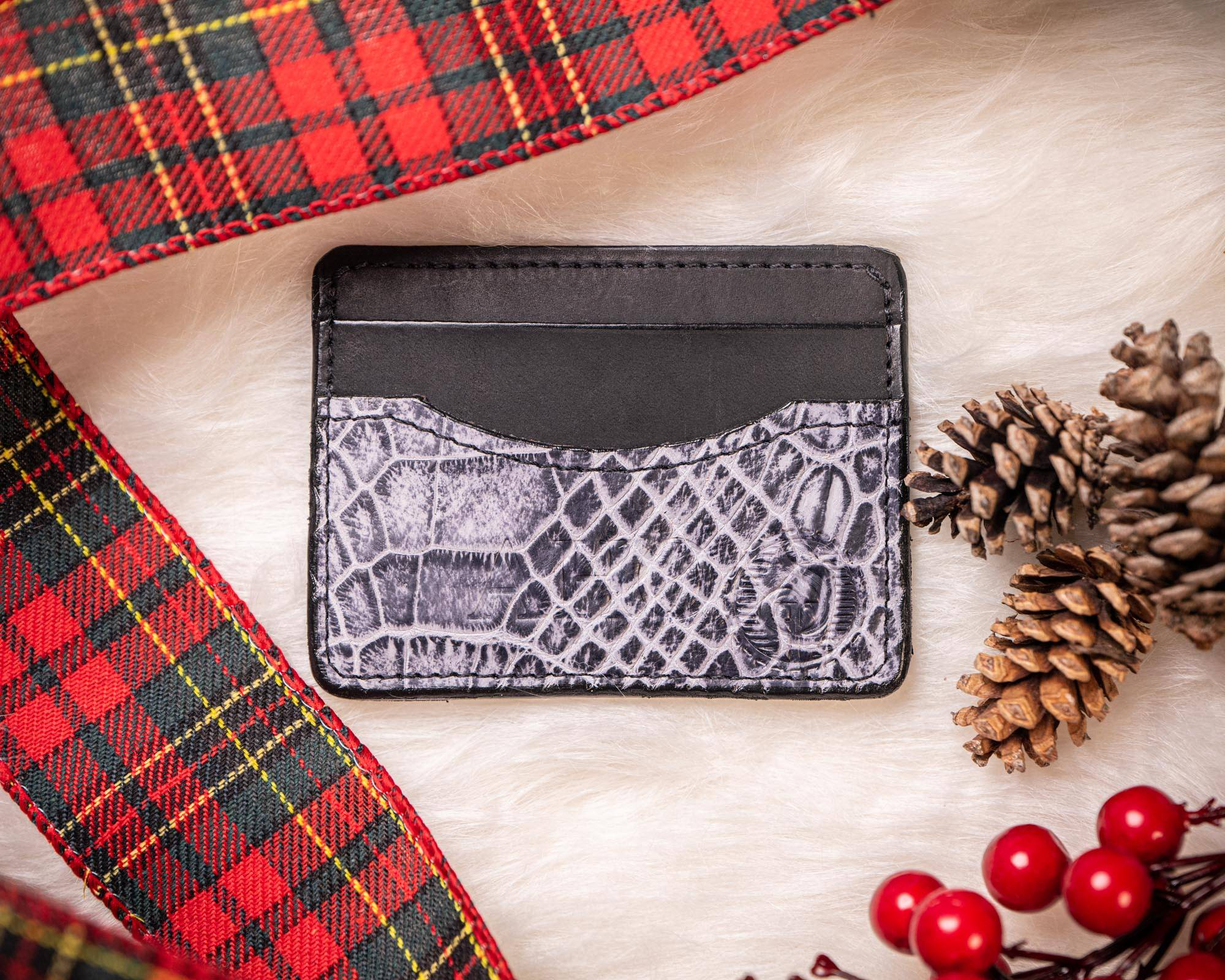 alligator wallet for men