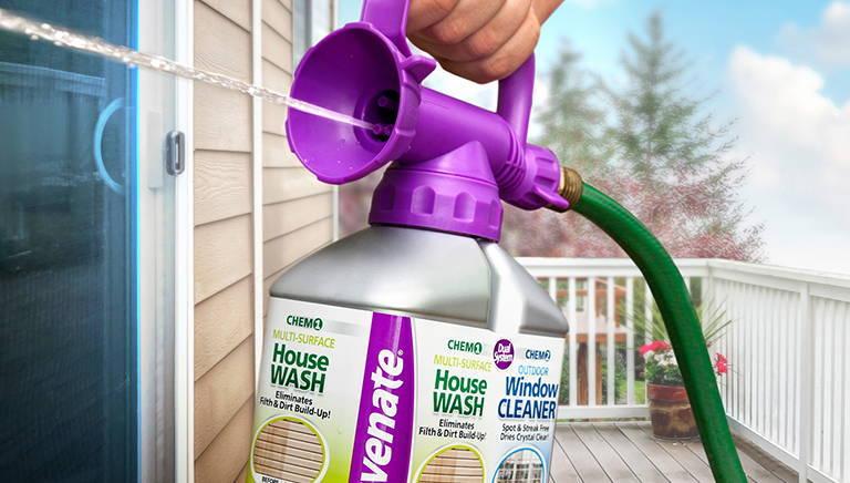 Rejuvenate House Sprayer