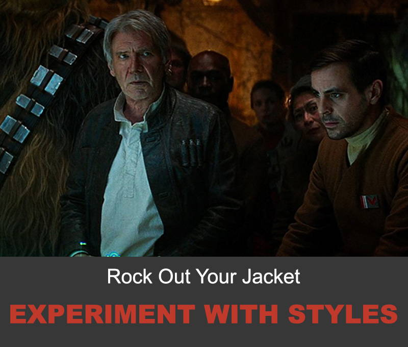 Rock out your jacket