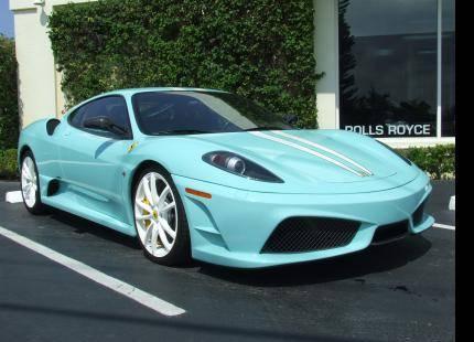 Ferrari Scuderia Soundproofing