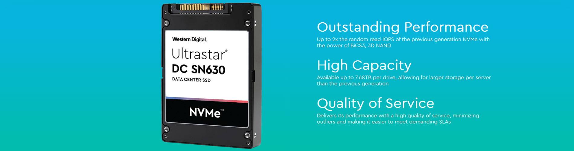 Ultrastar DC SN630