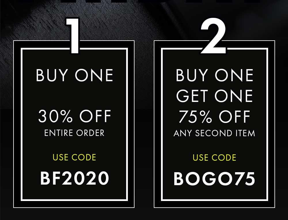 Discount options