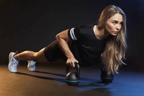 Programma di allenamento per la costruzione muscolare delle donne