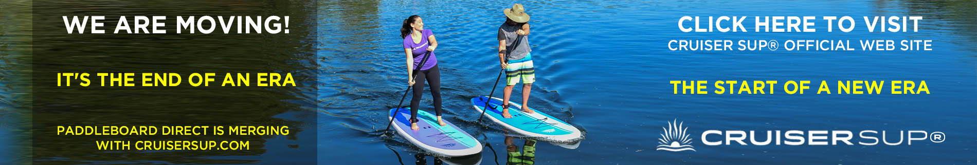 couple having fun Valentines paddle boarding