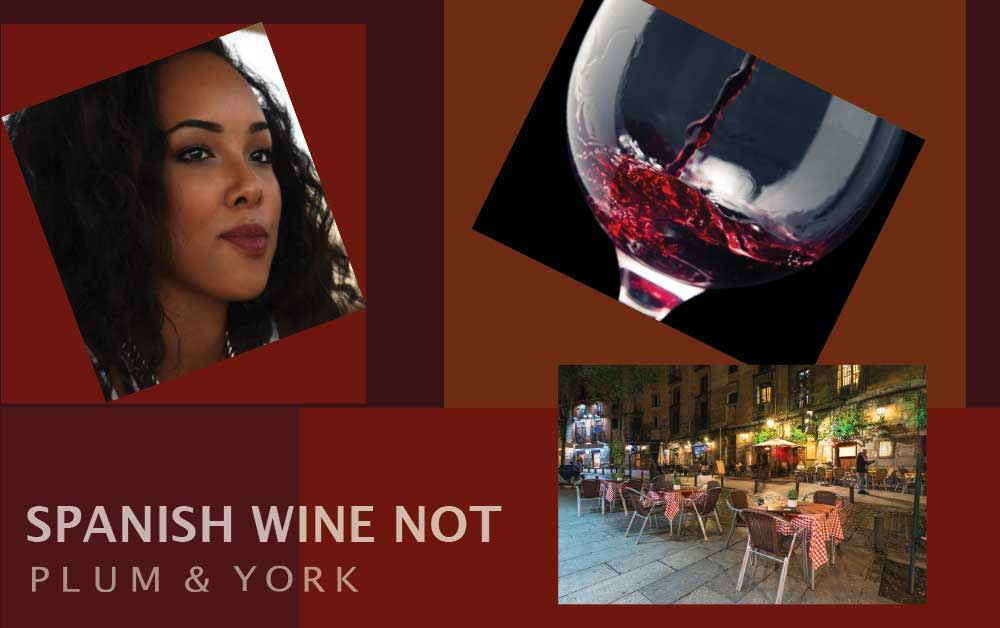 Spanish Wine Not lipstick by Plum & York