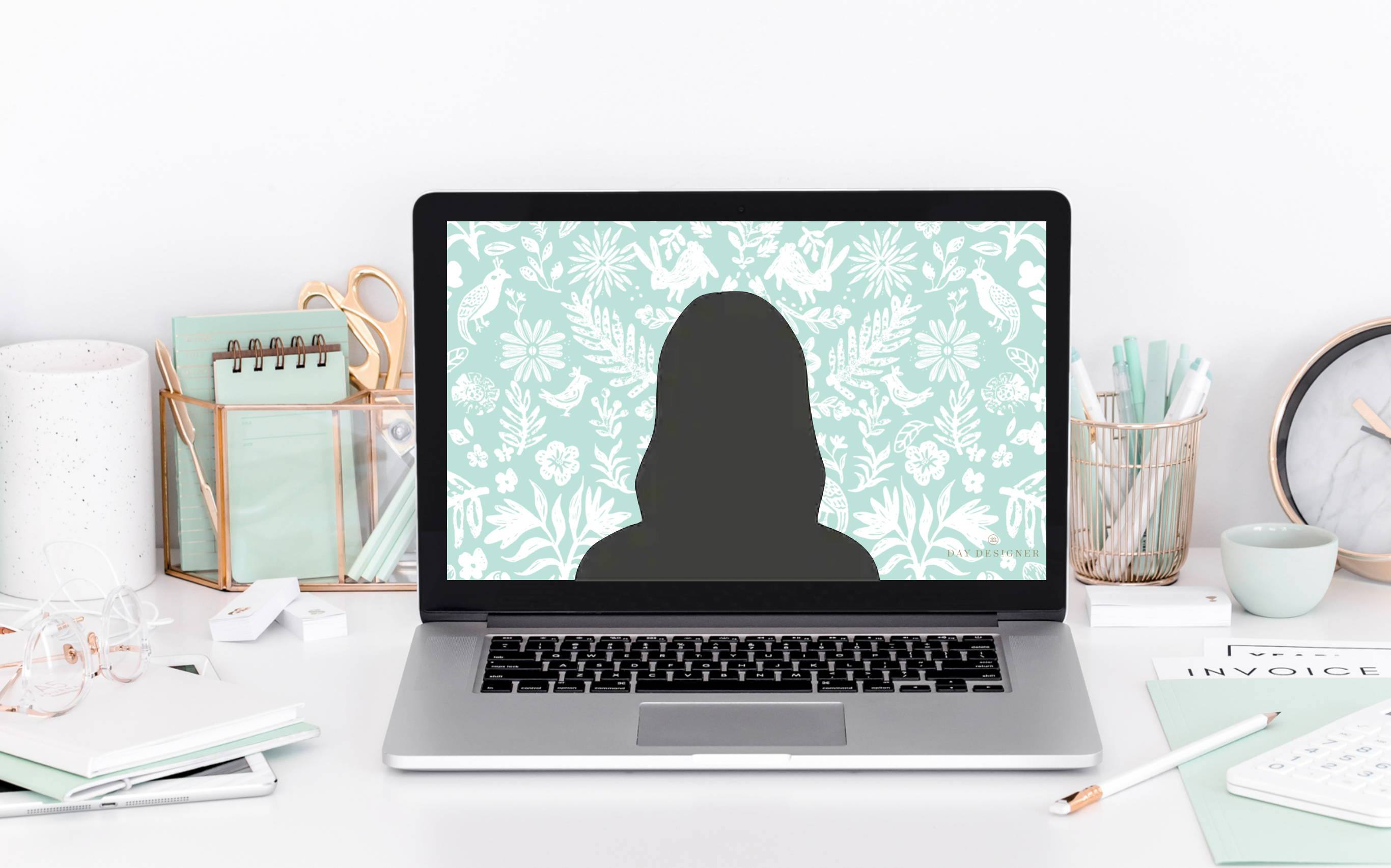 Cute Zoom Background Designs Patterns