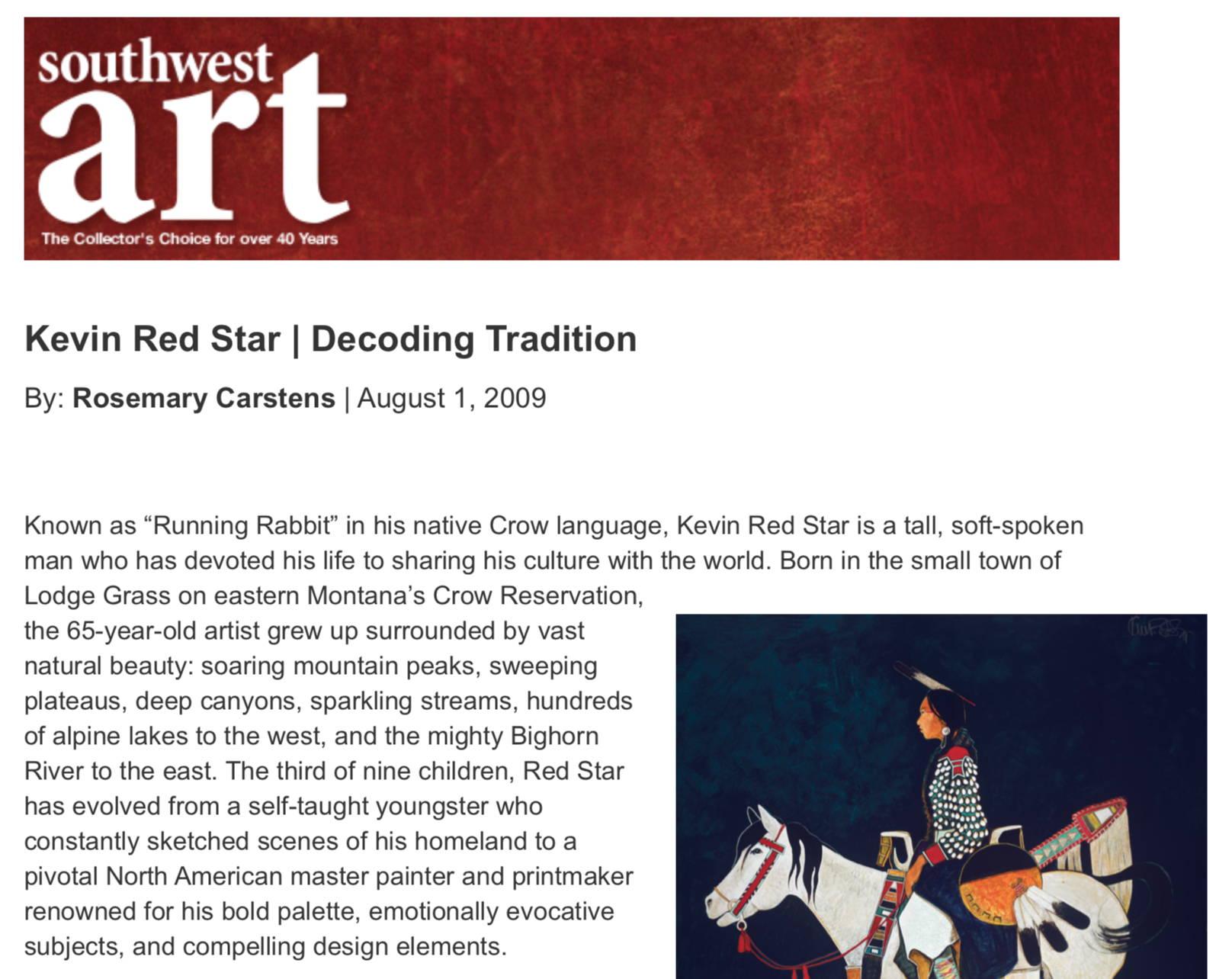 Kevin Red Star. Kevin Redstar Painting. Sorrel Sky Gallery. Santa Fe Art Gallery.