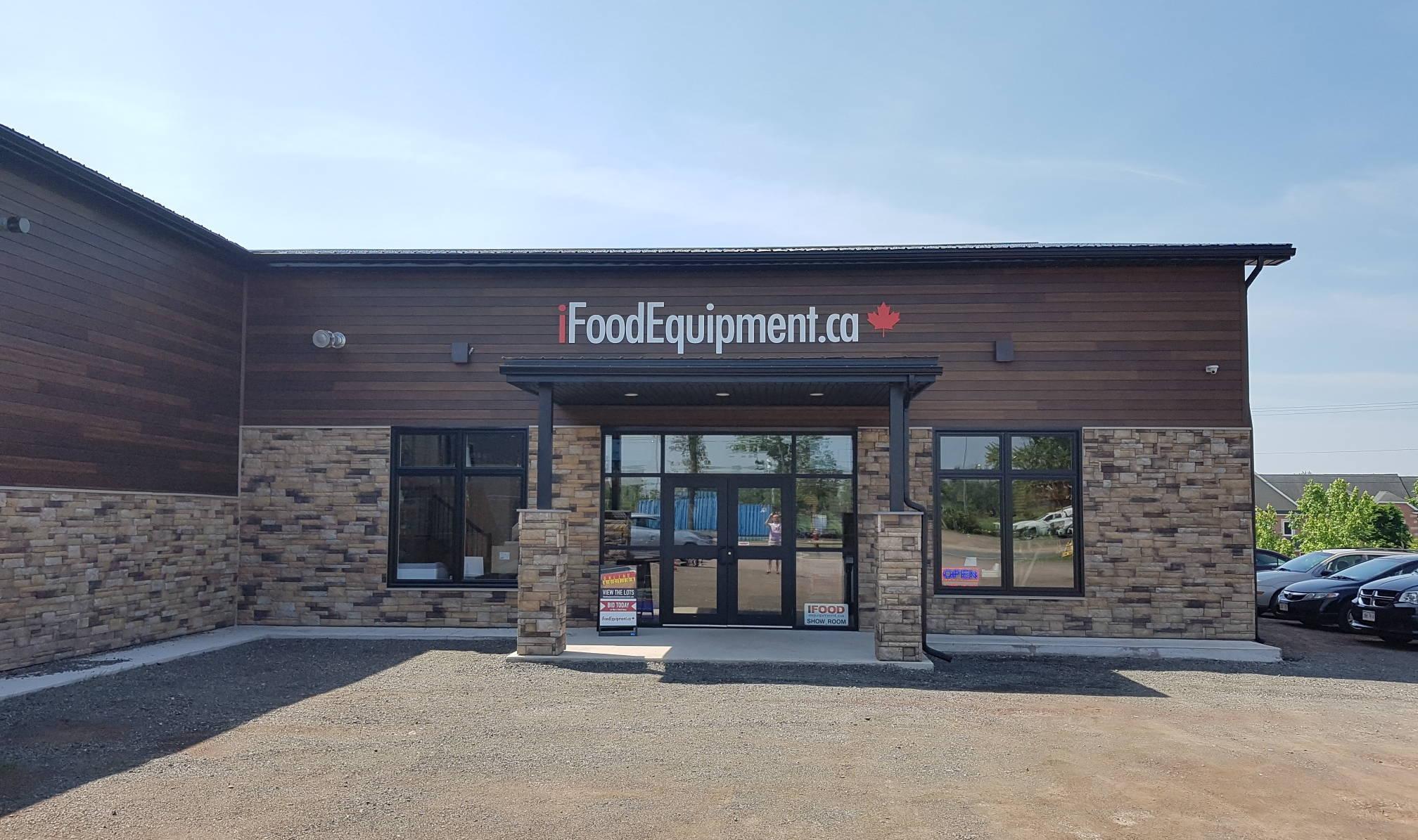 iFoodEquipment Moncton