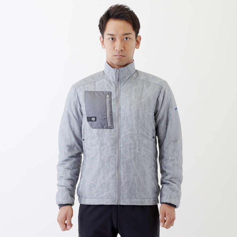 finetrack(ファイントラック )/ポリゴン2ULジャケット/グレー/MENS