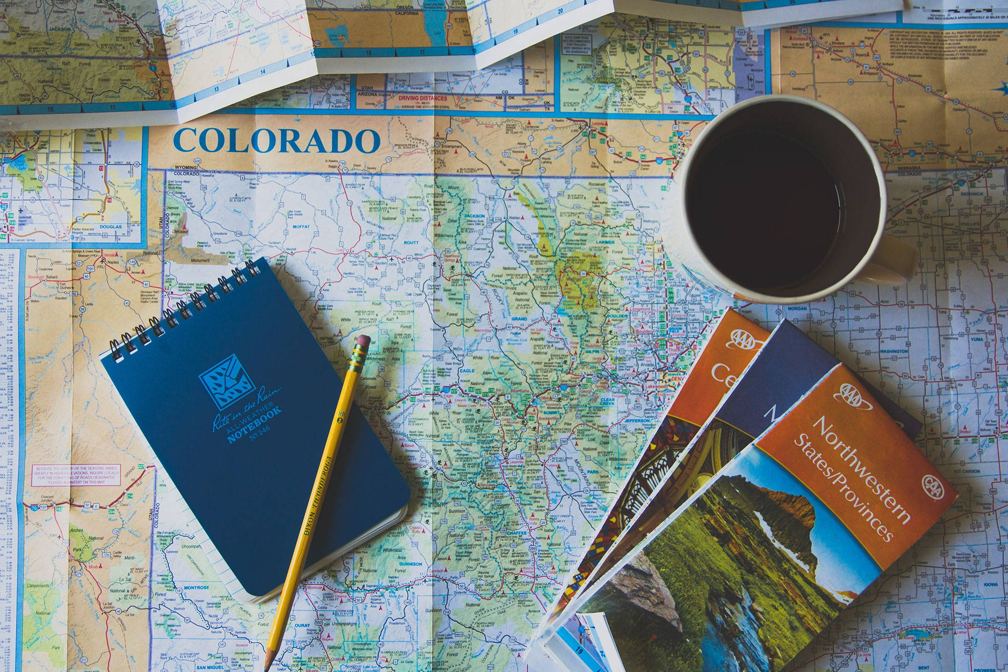 Planning a post-pandemic road trip