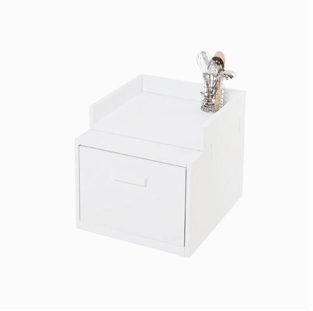 Alba narrow toy box base
