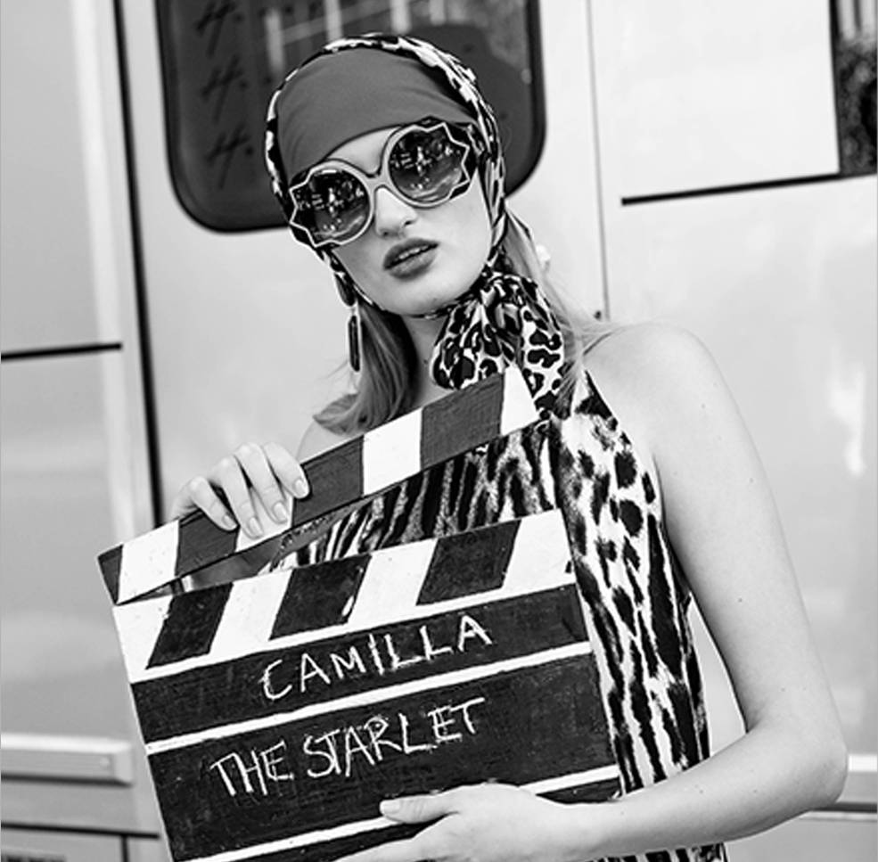 Camilla The Starlet