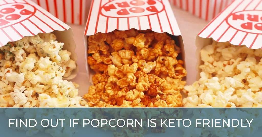 popcorn keto friendly