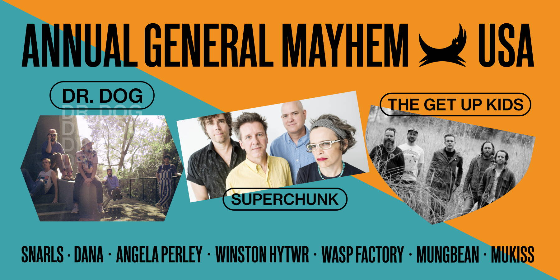 AGM Music Lineup