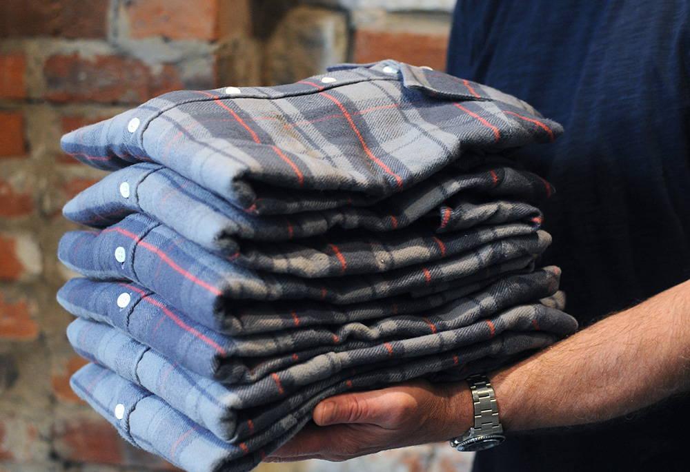 Portuguese Flannel's Hambledon 20s Shirt