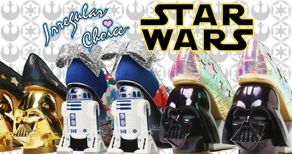 Star Wars Collection by Irregular Choice | Tiltedsole.com