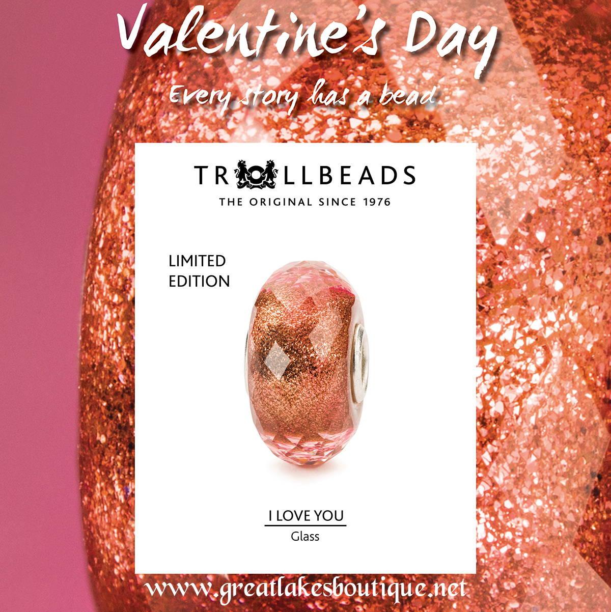 Trollbeads Valentine's Day 2021